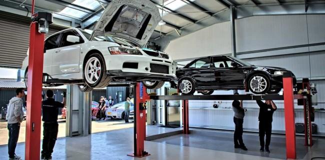 Mitsubishi Evo Specialists, Servicing, Repairs, Parts
