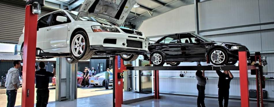 Mitsubishi Evo, Subaru, Nissan, BMW Specialists for