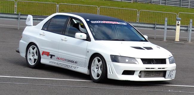 Mitsubishi Evo 7 Class B MLRSS Sprint Car
