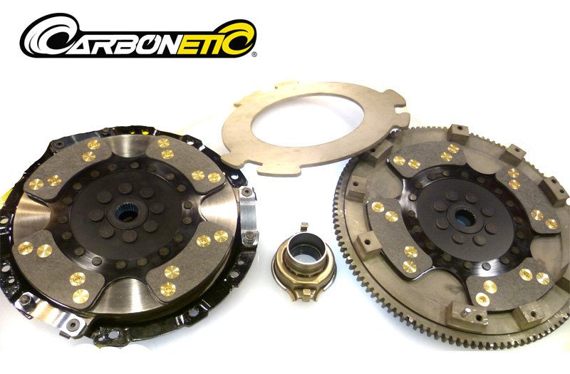Carbonetic  Full twin blade clutch OFFER! Good for 1000BHP! Evo & Impreza