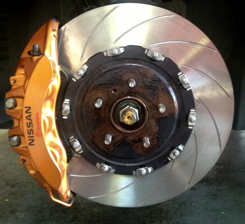 Brake Fluid Flush >> Nissan GTR Brakes - AP, Alcon, Performance Friction, Grio Discs, Ferrodo DS2500 - Auto Torque