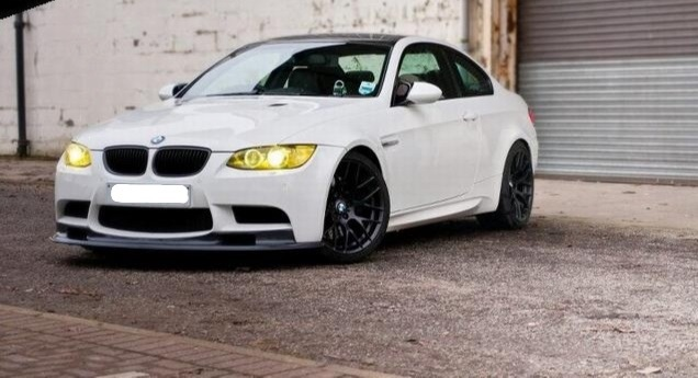 E92 BMW M3 -AT 440 project car