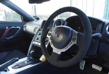Interior shot GTR