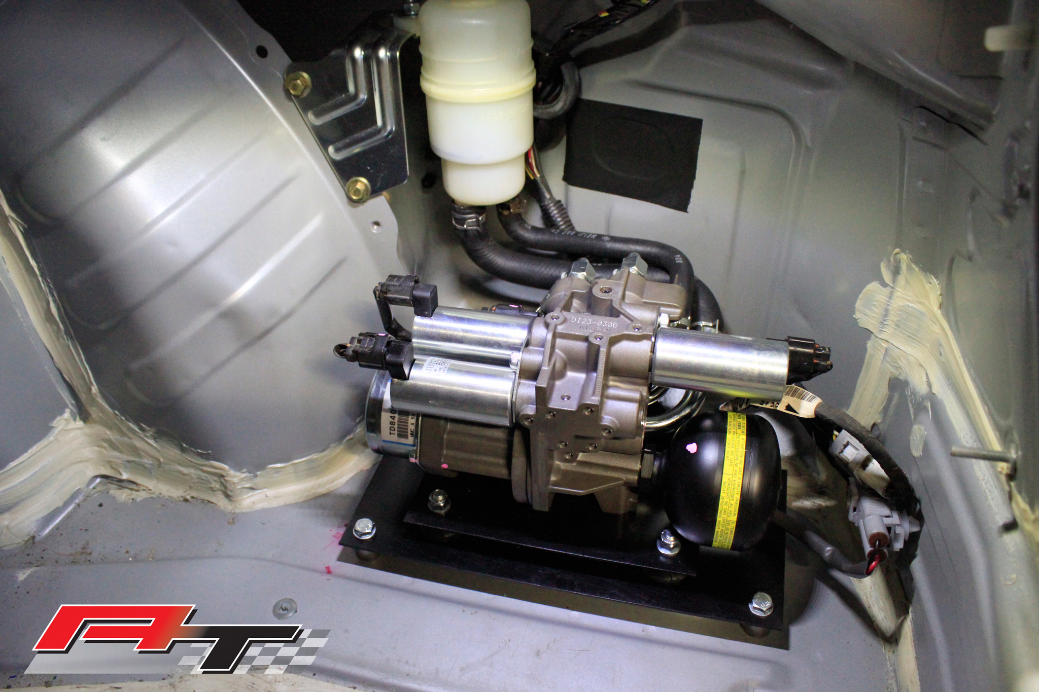 Evo X Ayc Relocation Kit Auto Torque Auto Torque
