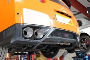 GTR Exhaust