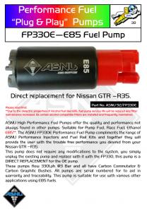 gtr fuel pump