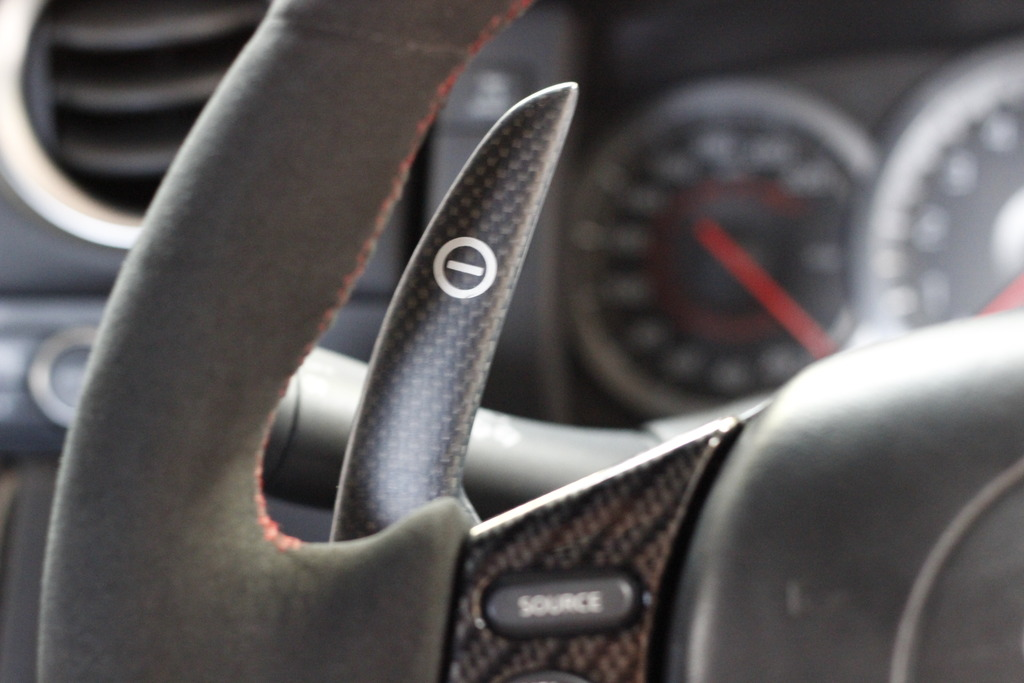 GTR R35 Carbon fibre Paddle shifts – coming soon