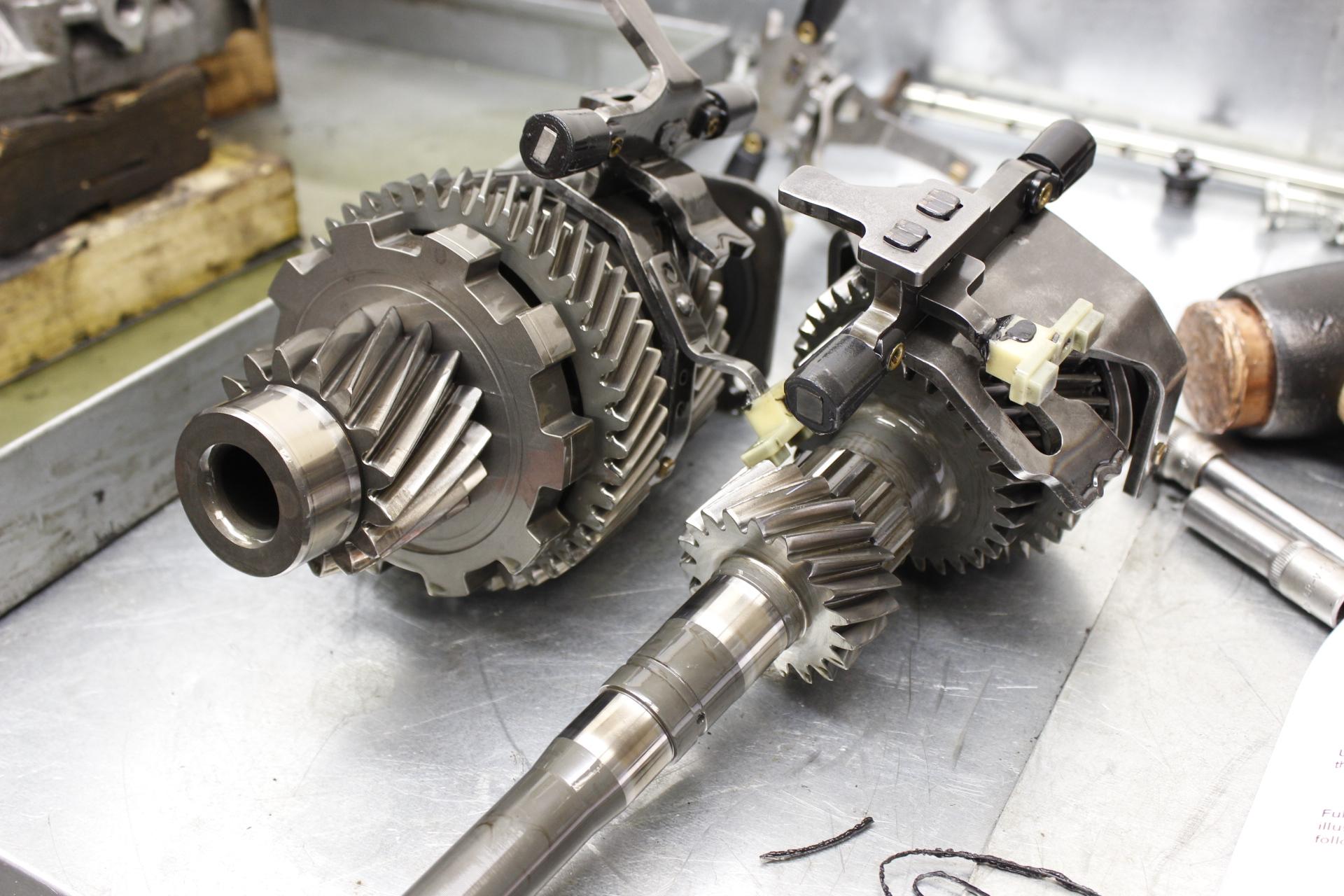 Evo X SST gearbox rebuilds