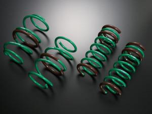 tein-s-tech-lowering-springs evolution auto torque
