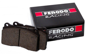 Mitsubishi evolution brake pads Nissan GTR ferodo DS2500 DS300 options