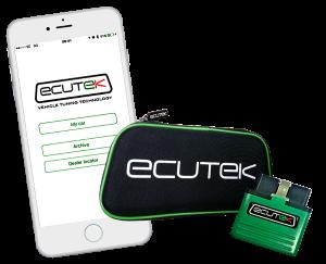 EcuTek ECU Connect & Bluetooth Vehicle Interface