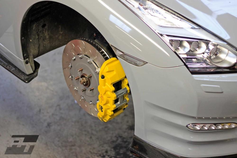 AP Radi-Cal Big Brake Kits R35 GT-R