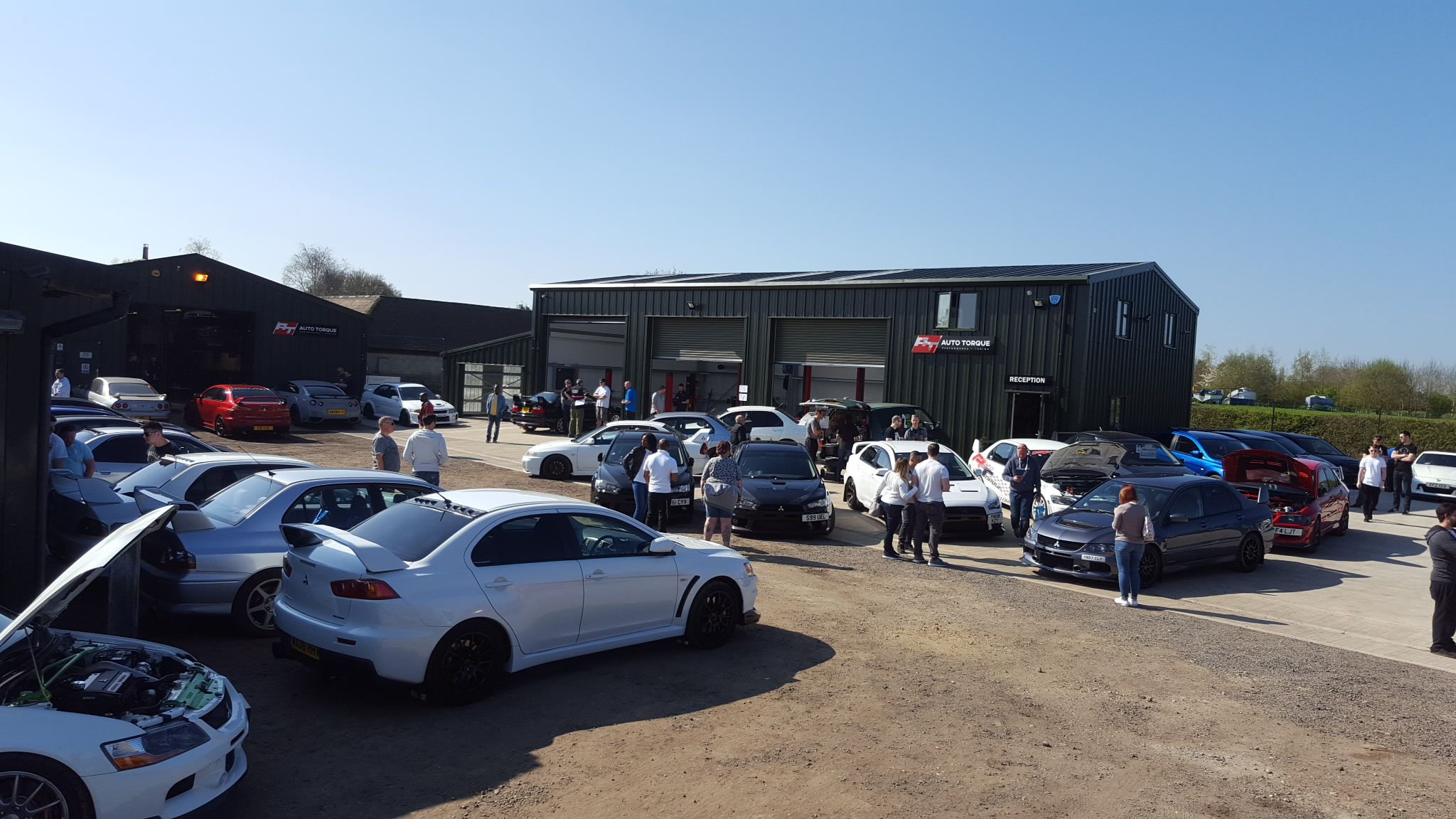 The 2018 Auto Torque Open Morning date announced!