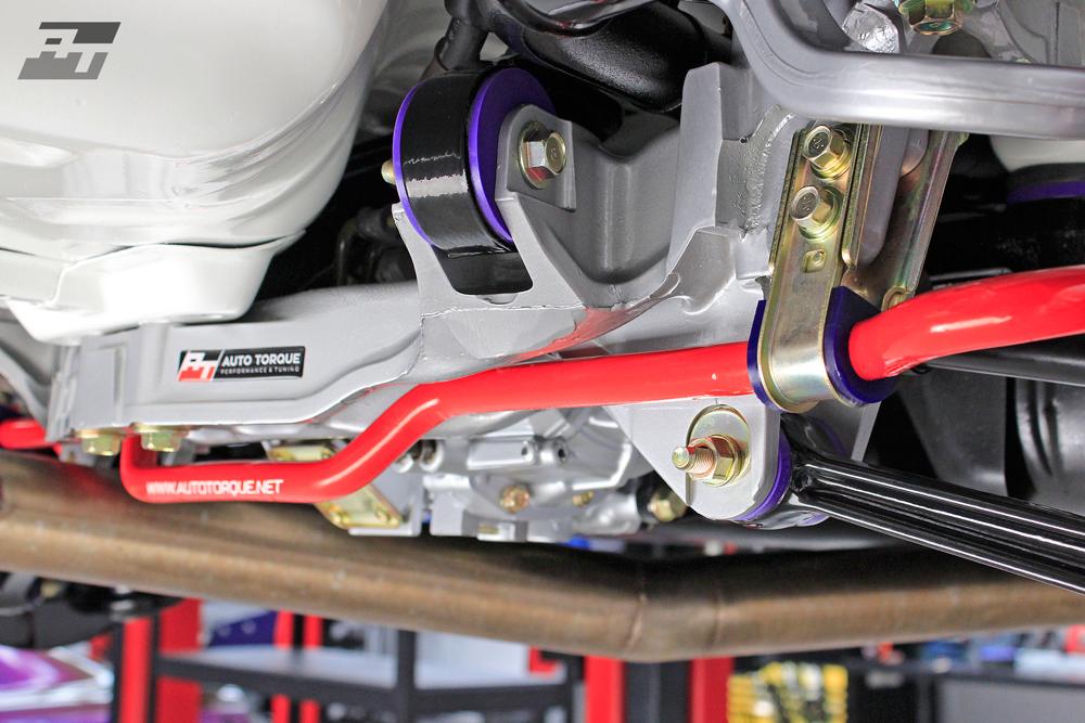 Frank's Mitsubishi Evo V Underbody Restoration