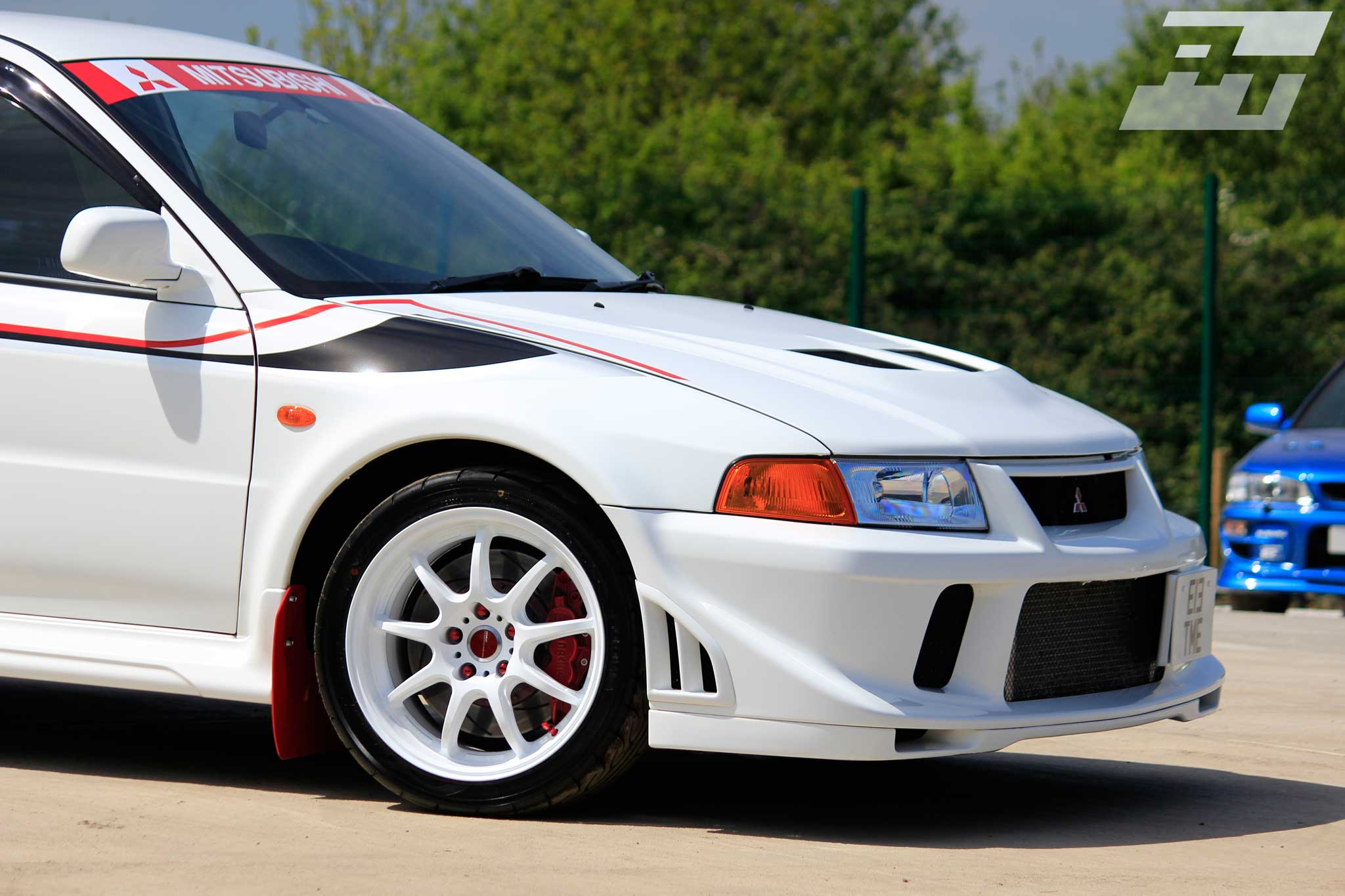 Steve's Evo VI TME Build