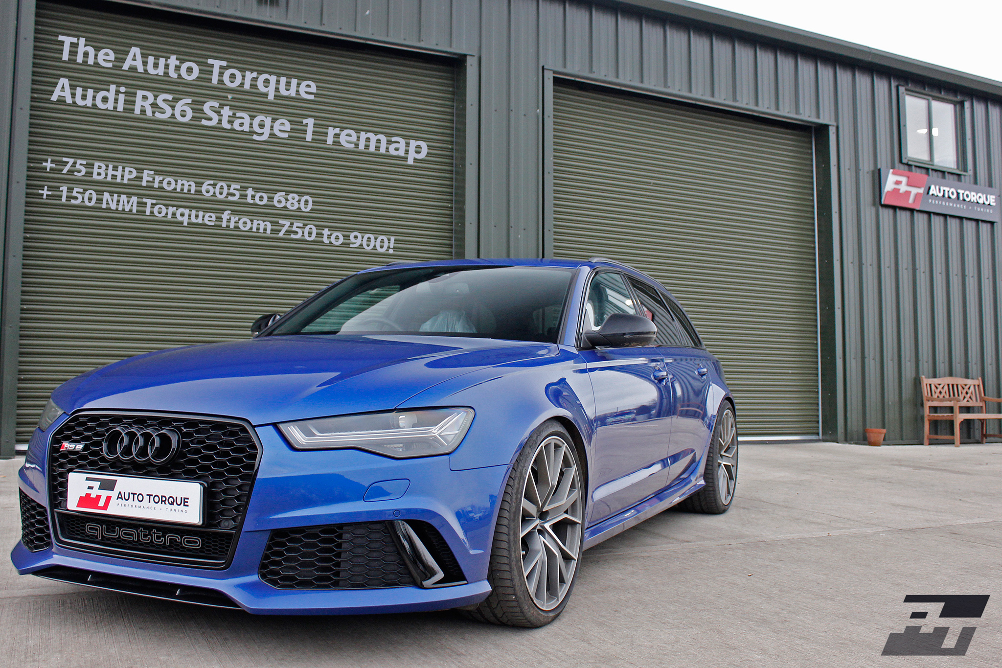 Audi RS6 Stage 1 Performance & Handling package