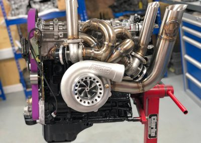 Mitsubishi-Evo-Engine-build-specialists-Auto-Torque-forward-facing-turbo-kit-Sheepy-race-4