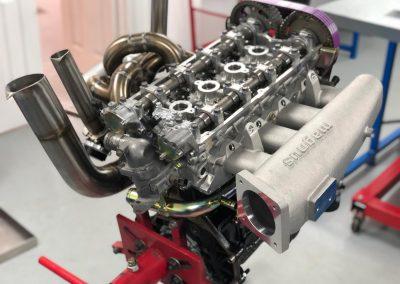Mitsubishi-Evo-Engine-build-specialists-Auto-Torque-forward-facing-turbo-kit-Sheepy-race-44
