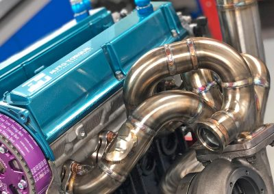 Mitsubishi-Evo-Engine-build-specialists-Auto-Torque-forward-facing-turbo-kit-Sheepy-race-9