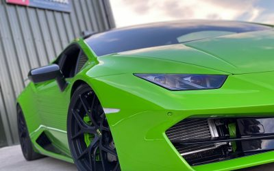 Lamborghini Huracan Twin Turbo Conversion