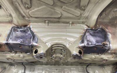 Guest Post: Rear Axle Carrier Panel / RACP / Subframe Repair & Reinforcement @ Auto Torque